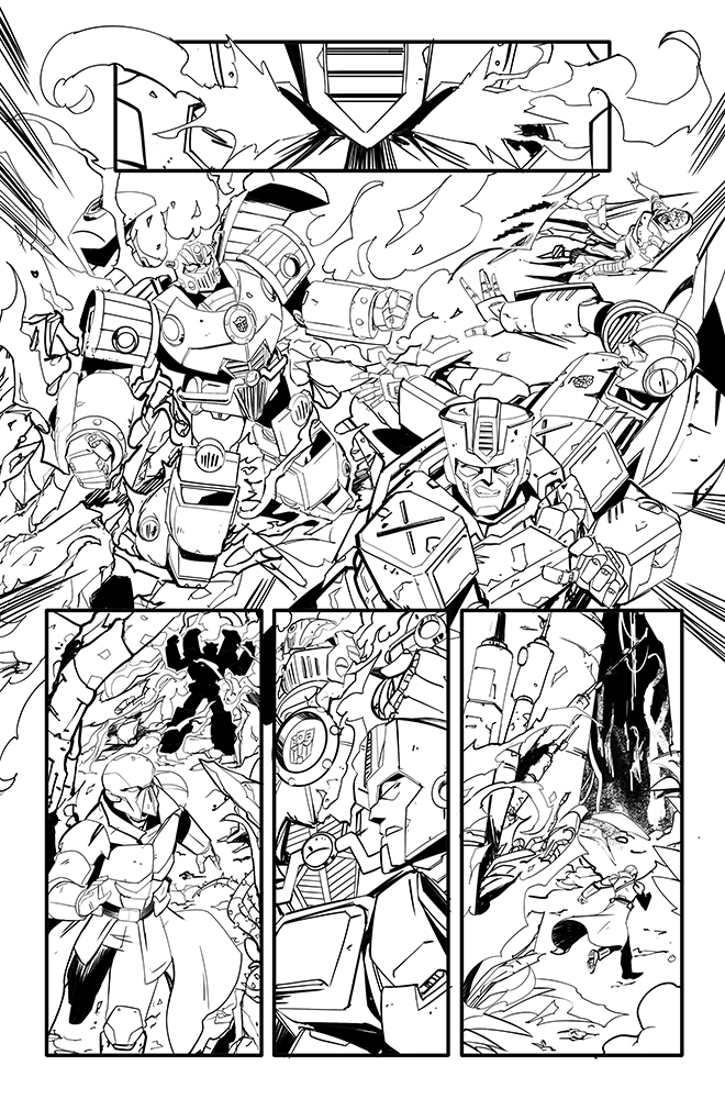 First Strike SI, IDW