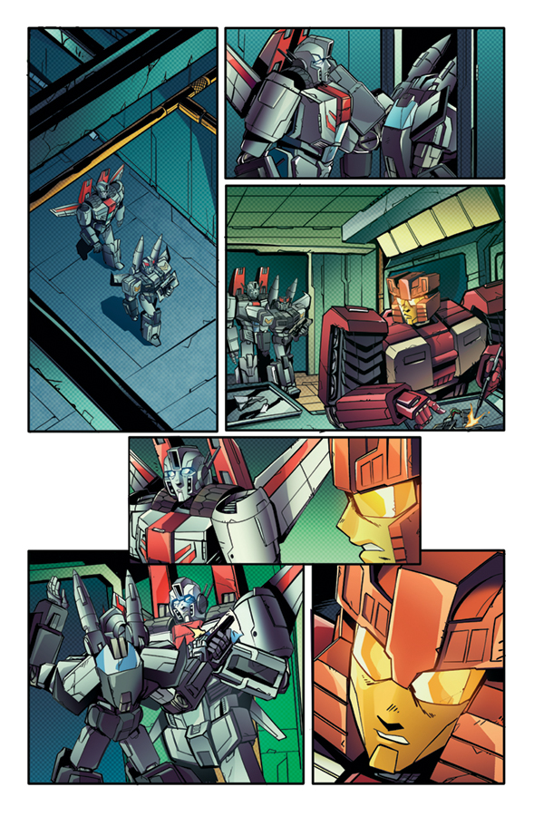 Optimus Prime #7, IDW