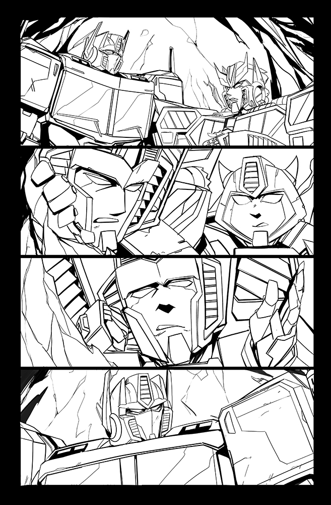 Transformers Annual 2017, IDW