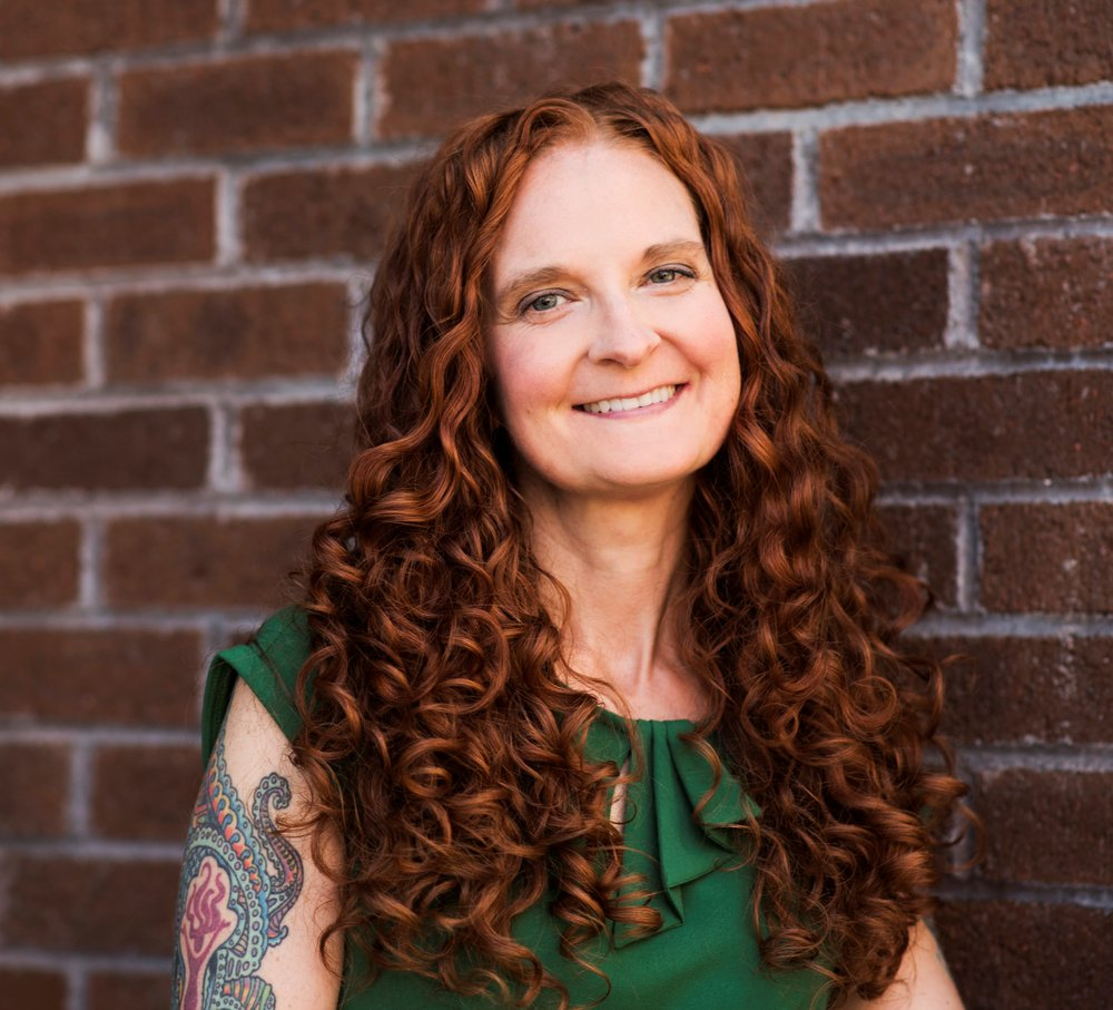 Jess McGuinty, founder of Jessicurl