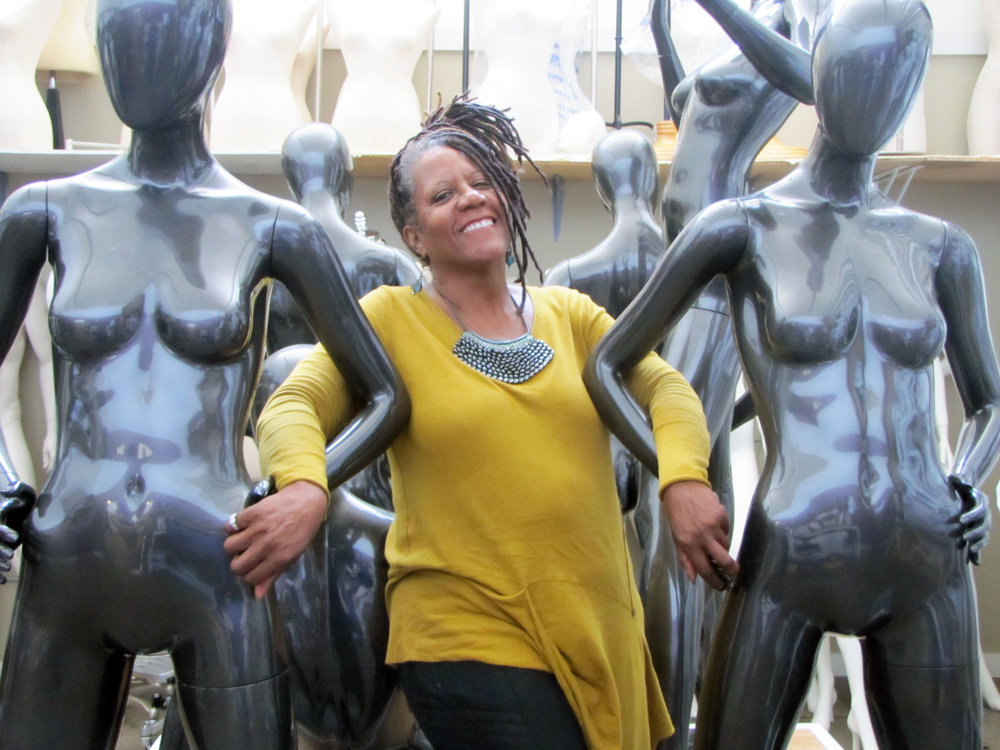 Judi Henderson, founder of Mannequin Madness