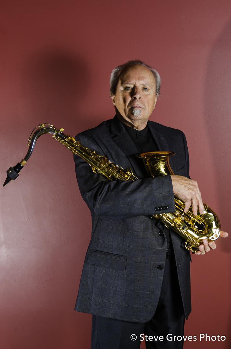 James Houlik, classical saxophonist