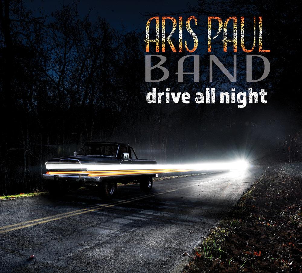 Drive All Night album cover