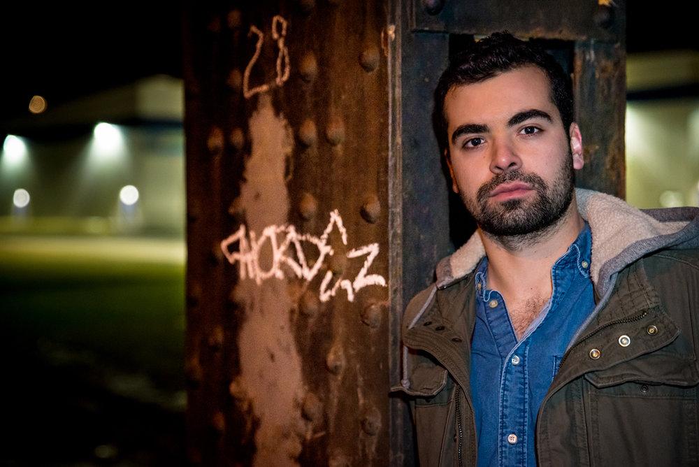 Aris Paul (EP Cover Shot)