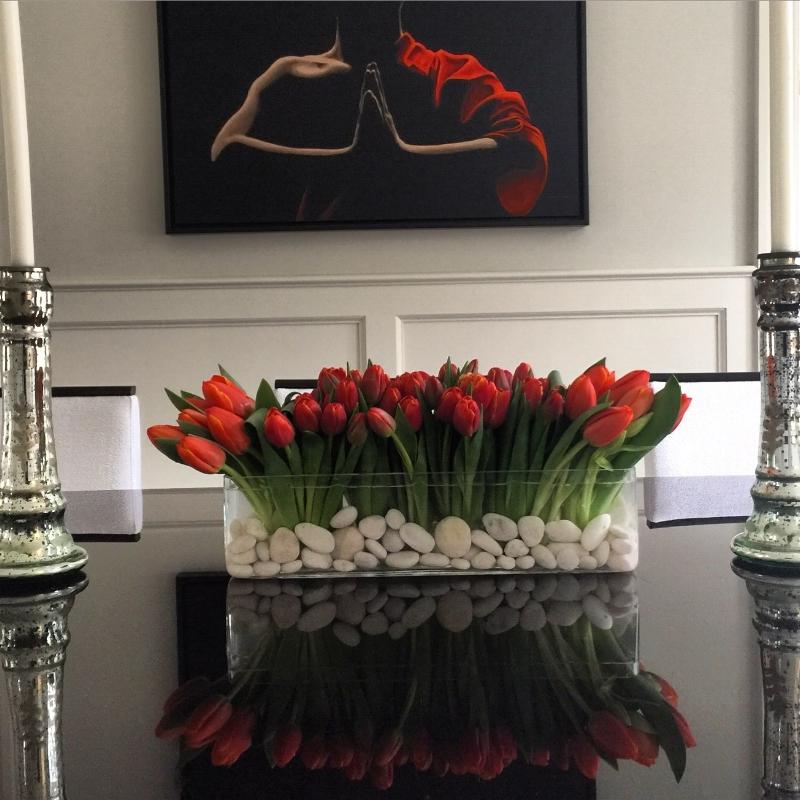 Interior Floral Design -