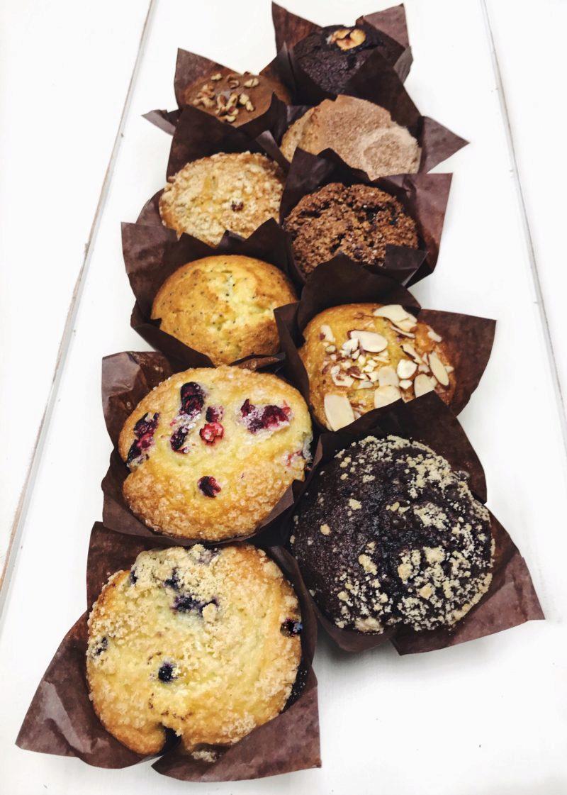 Large Muffins