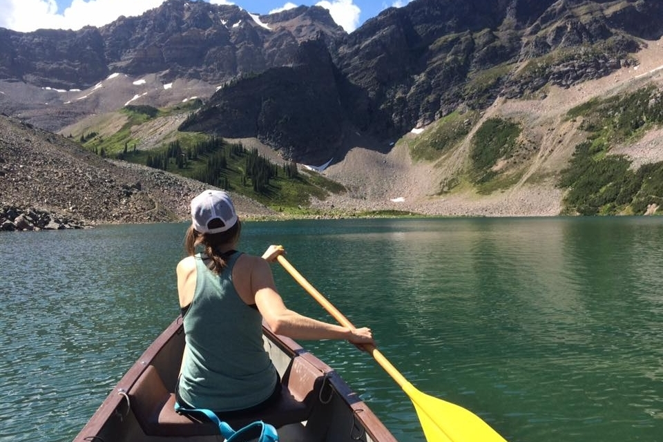 CANOEING Hike up into the alpine and paddle around beautiful Gorman Lake.  There are lakes and rivers closer to town with options to rent, as well.