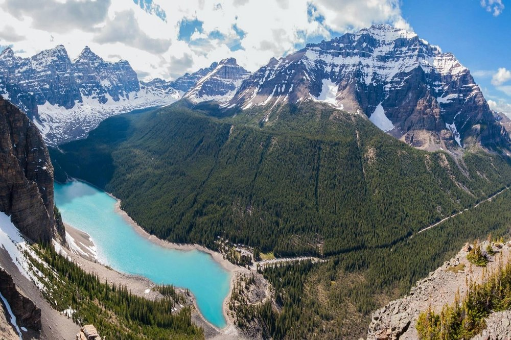 Photo by: Toby Lockley, Moraine Lake