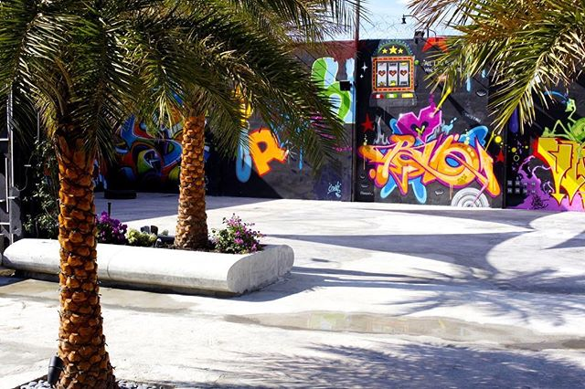 Haven't visited Graffiti Gardens yet? Here is a sneak peak 😉