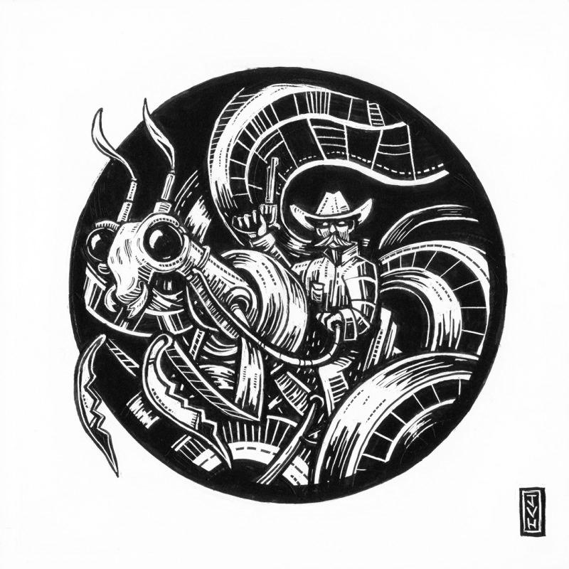 Mantis Cowboy