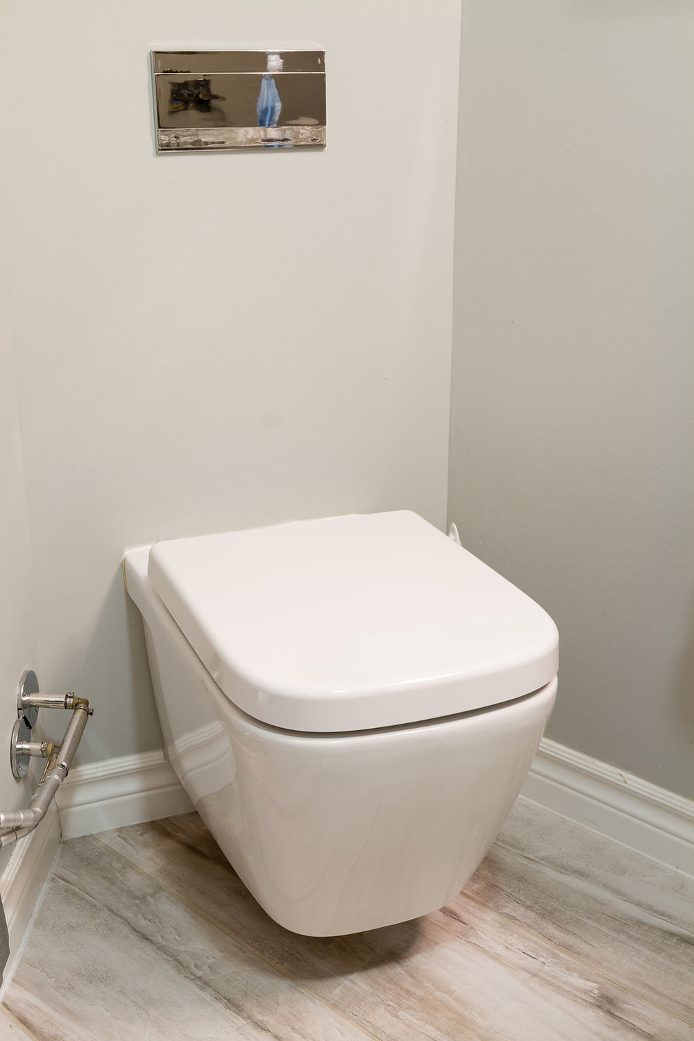 Wall-Hung Toilet