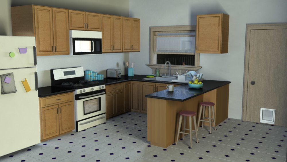 Copy of Full Kitchen View