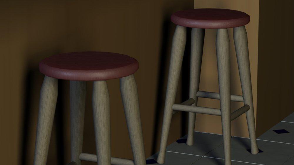 Copy of Bar Stool Detail
