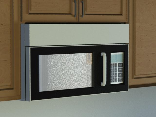 Copy of Microwave Detail