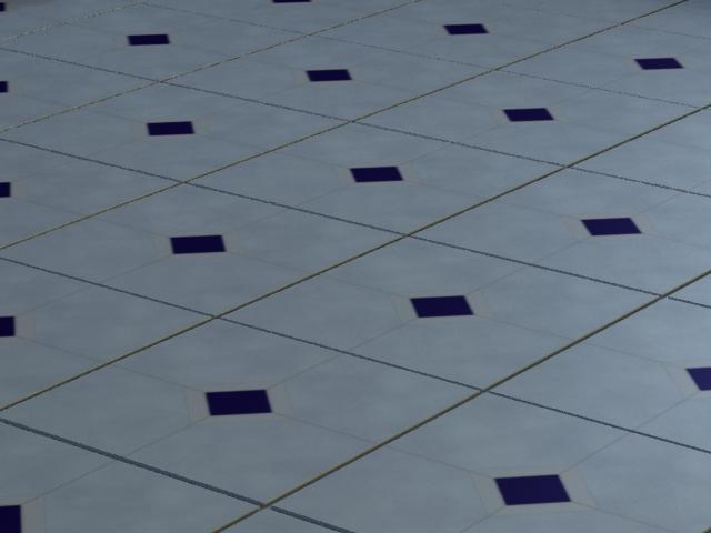 Copy of Tile Floor Detail