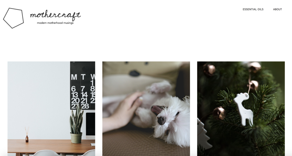 mothercraft - blog