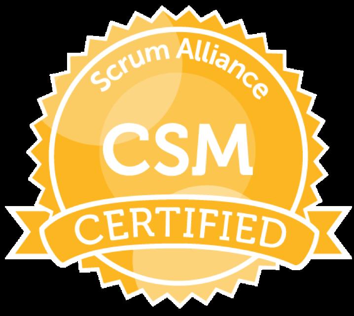 Certified ScrumMaster® (CSM) -