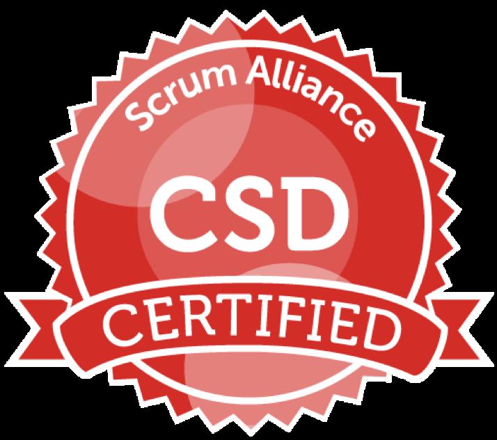 Certified Scrum Developer® (CSD) -