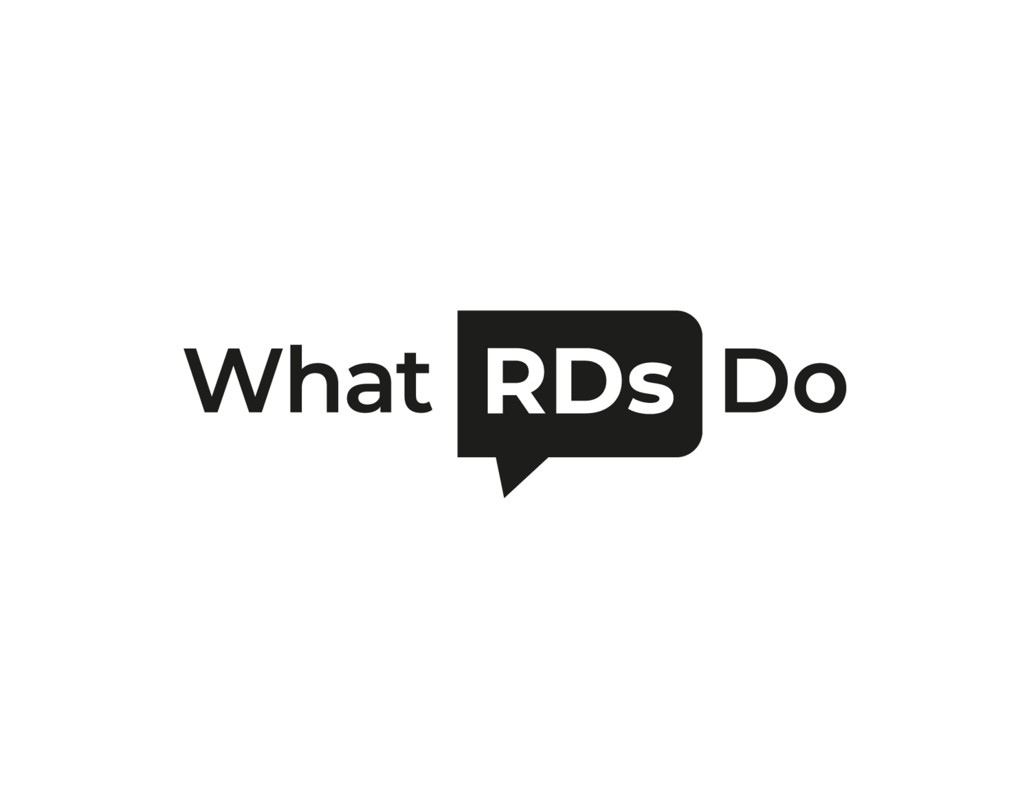What RDs do
