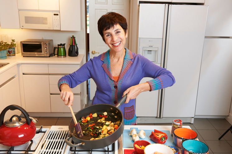 ACTIVE EATING ADVICE BY LESLIE - for something nutrishus
