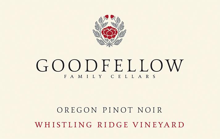 Whistling Ridge Pinot Noir