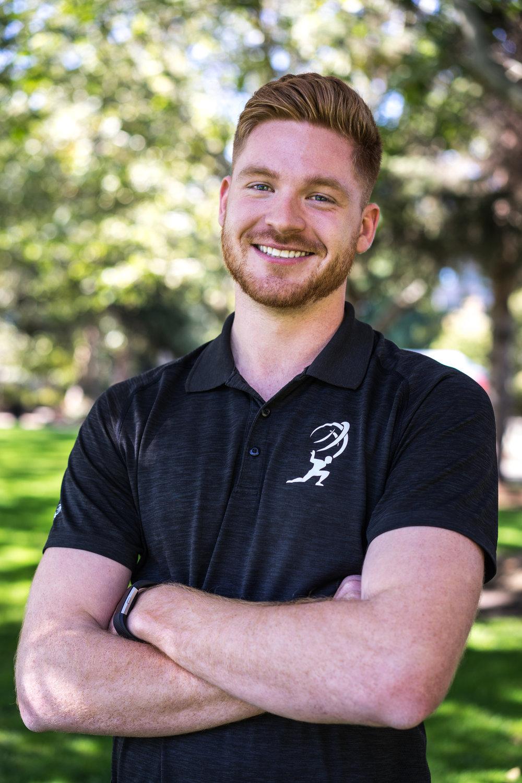 Tait cuthill - registered kinesiologist (rkin) - kelowna, B.C. - Pro motion clinic