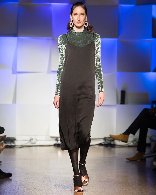 Fall @fashionweekmn at @localcoterie show | photos by @stokesfoto