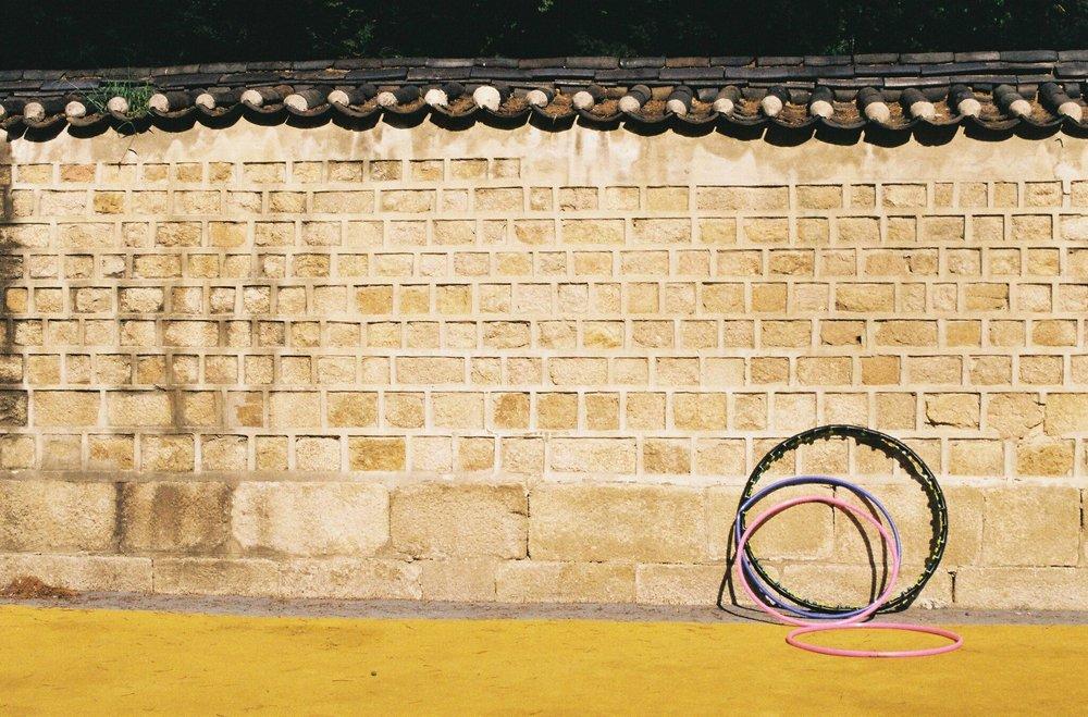 Wall/Hoops