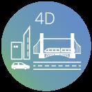 4D Modelling