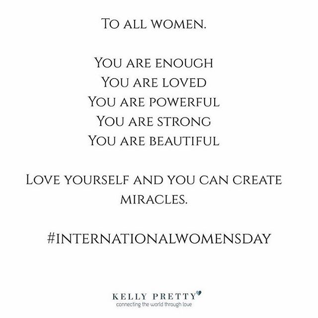 I posted this one last year but I am posting it again. It's powerful (if I do say so myself 🤷🏼♀️🤪) and it's true. Plus it's one of my most popular posts ever so why not 🤣 #internationalwomensday #happyinternationalwomensday #women #womenempowerment