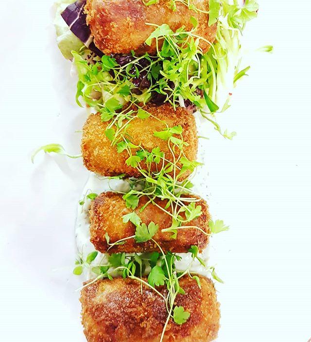 Lamb croquettes #pub #surrey #fresh #food