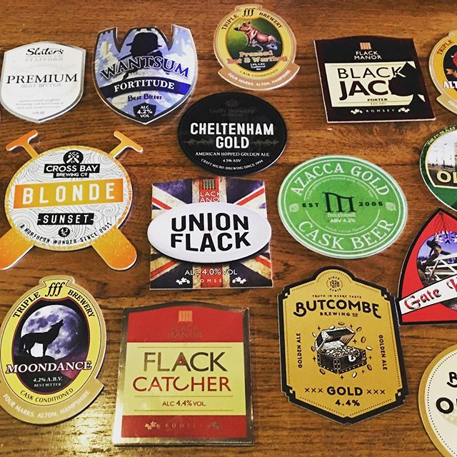 Sneaky peek at what's in our cellar #pub #surrey #surreyhills #beer #realale