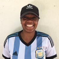 Makopano Copper Sennanyane - Copper joined the women's Maseru Warriors in April 2018 and developed an instant passion for rugby. She has delivered sessions for LRA in HIV, alcohol abuse and healthy diets. Copper always introduces improvised dancing and singing into her lessons.