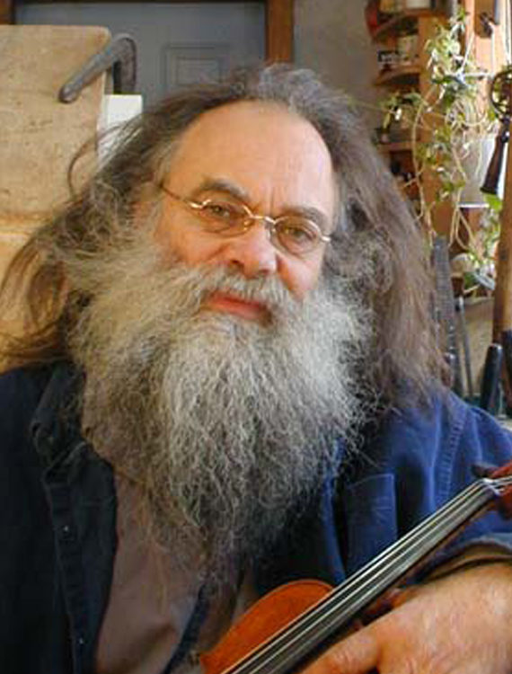 Otis Tomas, Fiddle Maker