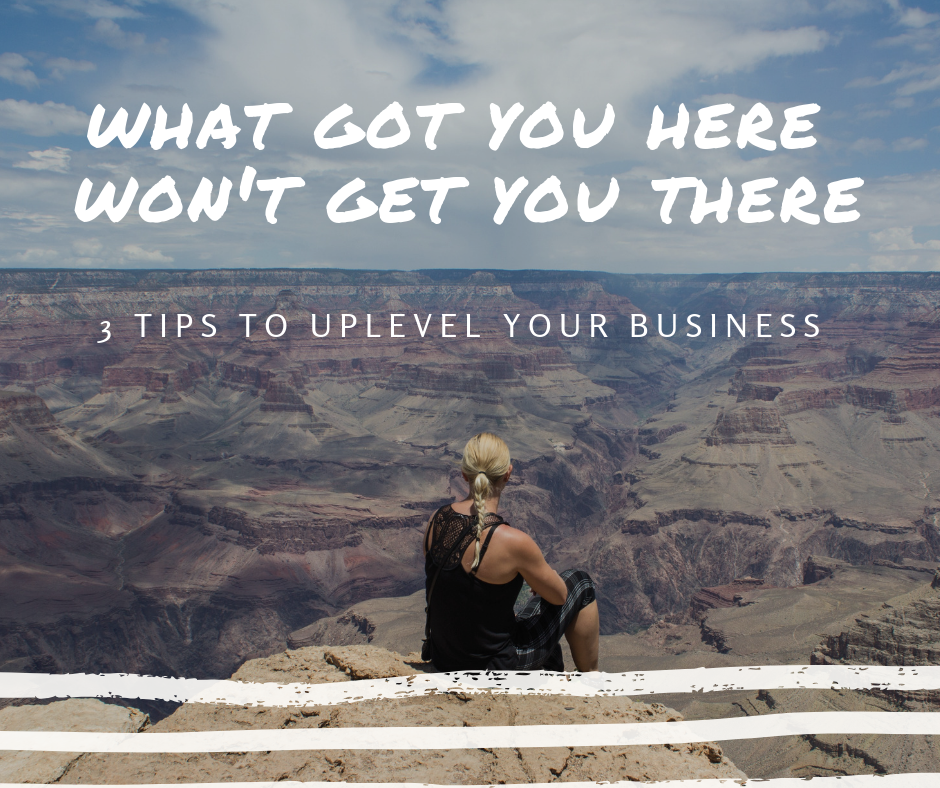 tips to uplevel your business