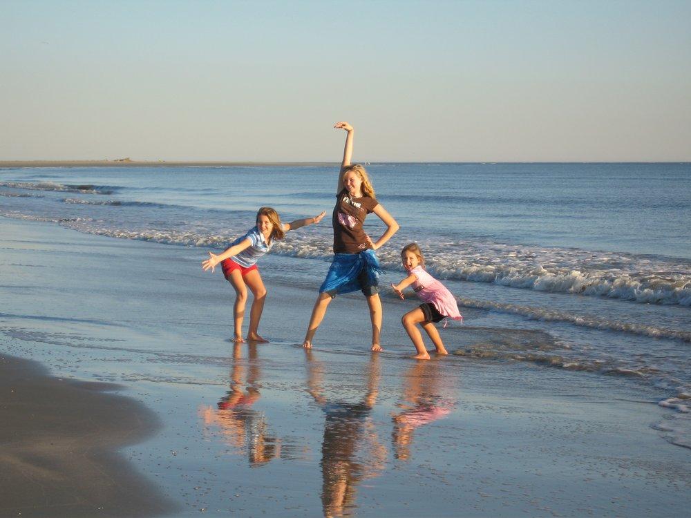 Kids naturally crave adventure!