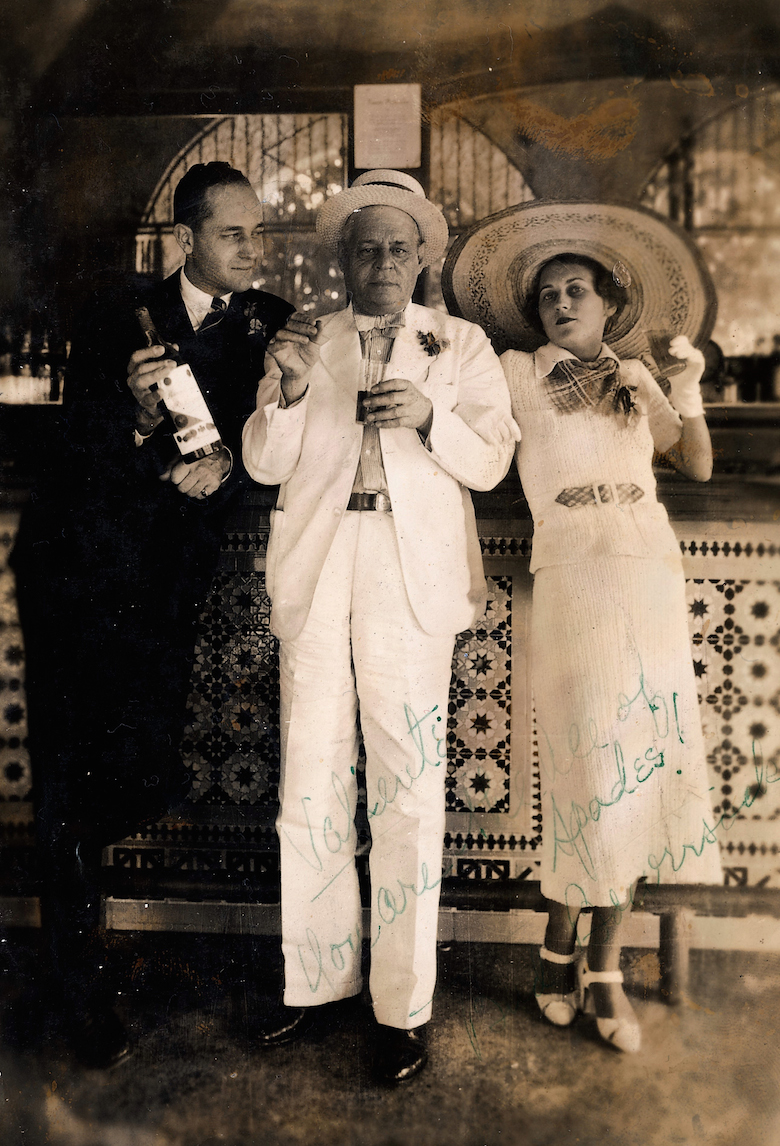 - Tourists landing in Havana would often be greeted by Rafael Valiente, Bacardi's first brand ambassador who would introduce them to the Daiquiri, the classic cocktail of rum, lime juice and sugar.