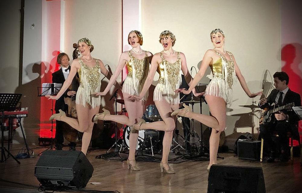 The Gatsby Girls