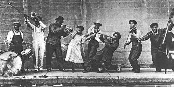 King Oliver's Creole Jazz Band, 1921
