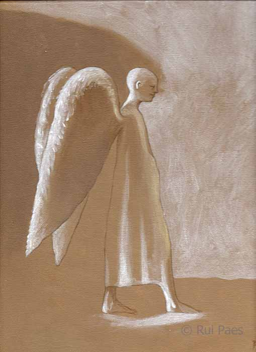 Errant Angel No1