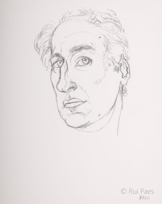 The Elusiveness Of Truth (Self-Portrait)