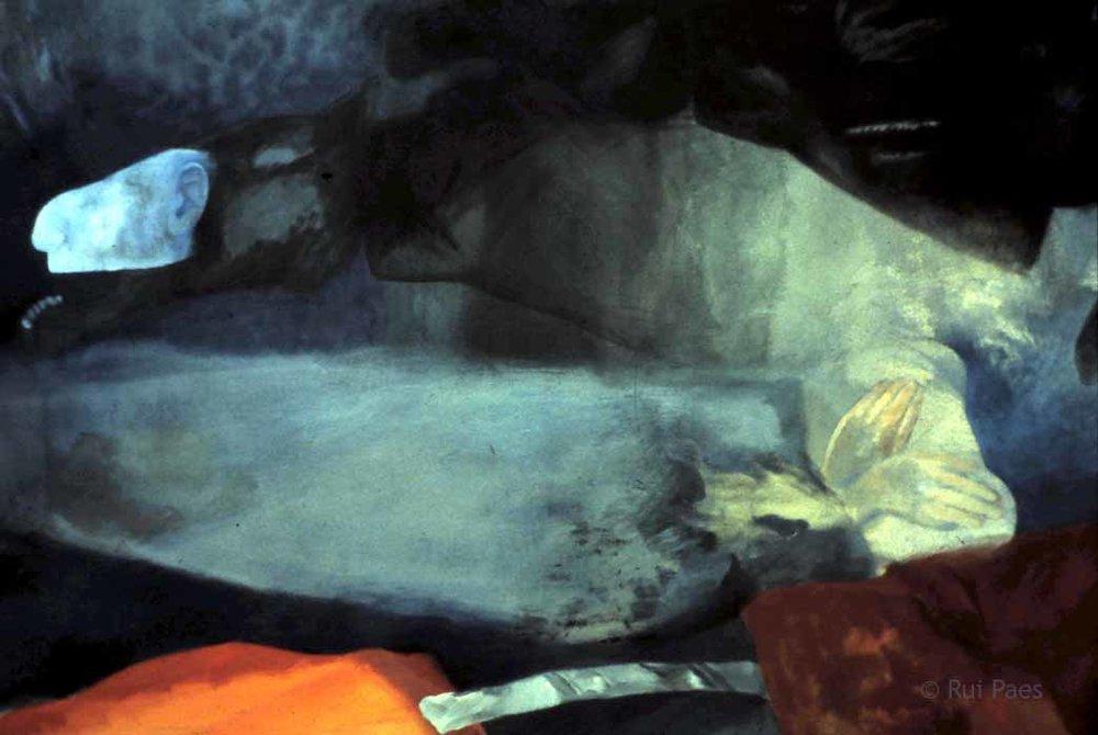 Antes da Manha II (detail)