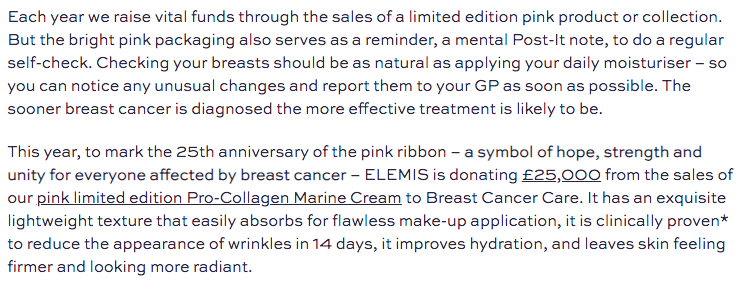 Breast Cancer Care 25th Anniversary Pink Ribbon.png