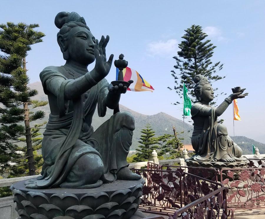 Big Buddha, Lantau