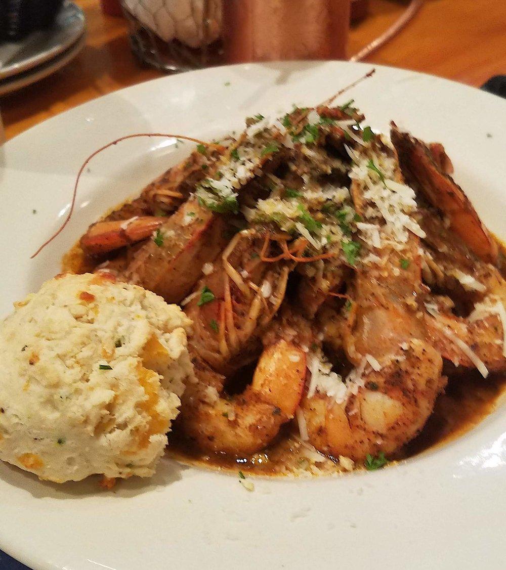 Shrimp n' Grits