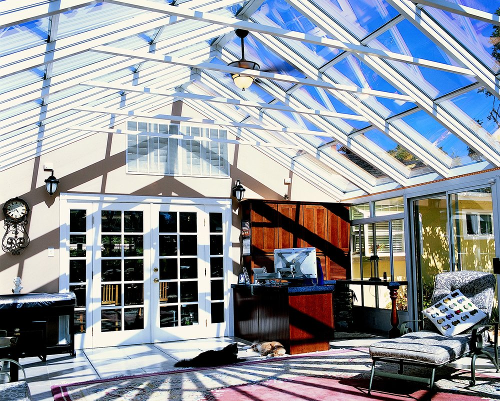 Repairs - From structural and rot repairs to replacing failed or damaged thermal panes, we specialize in repairs to all solariums and sunrooms.
