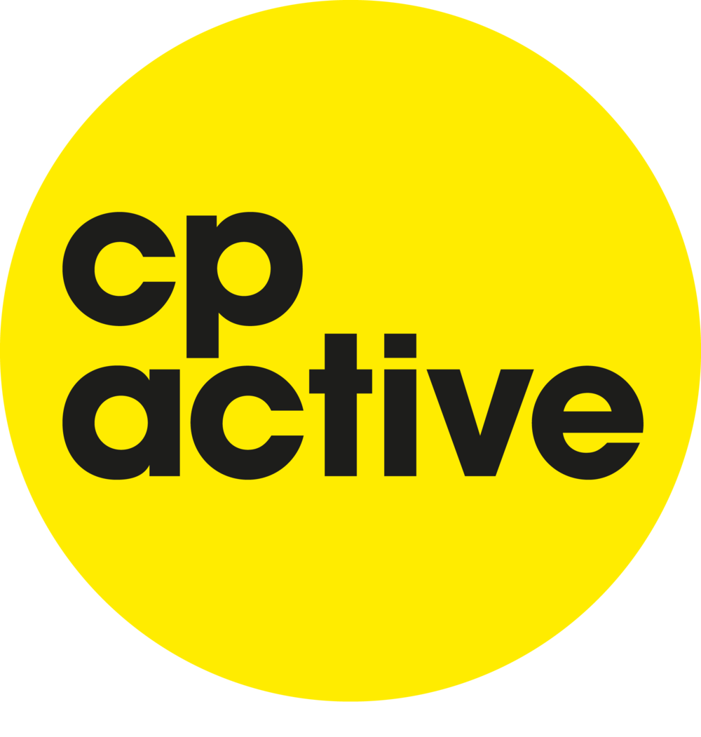The new identity for CP Active.