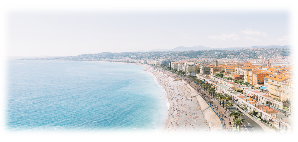 Nice, France  -  Spring Break - April 2017