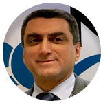 Mike Konstantinidis Co-Founder and CEO at METIS Cyberspace Technology SA.