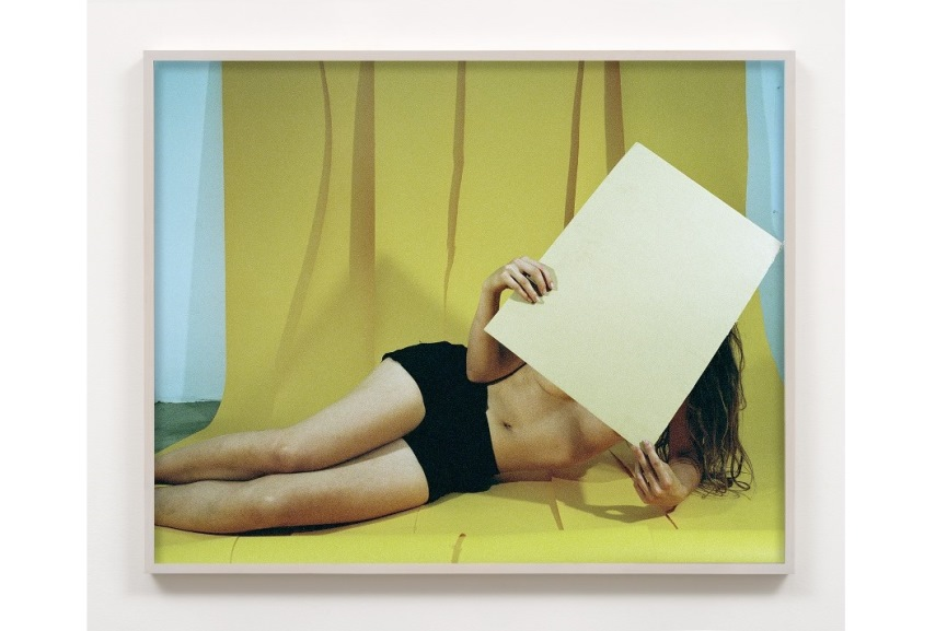 Woman no. 1, 2016, signed, dated, titled and numbered verso, Archival pigment print, 32 x 40 inches, edition of 3 plus 2 artist's proofs
